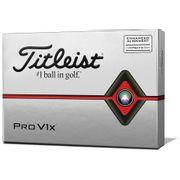 TITLEIST PRO V1X 12 BOLAS DE GOLF