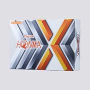 HONMA TW-X  12 BOLAS DE GOLF
