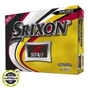 SRIXON Z-STAR  12 BOLAS DE GOLF