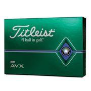 TITLEIST AVX 12 BOLAS DE GOLF
