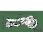 MOTOCADDY-CARRO-S1-CHROME-